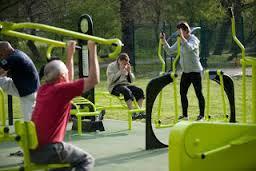 educación fisica outdoor